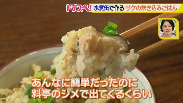 画像13: 水煮缶で時短料理!~サケの水煮缶編~