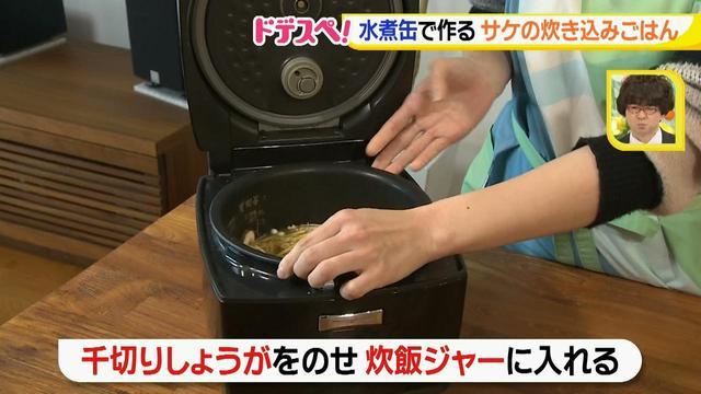 画像11: 水煮缶で時短料理!~サケの水煮缶編~
