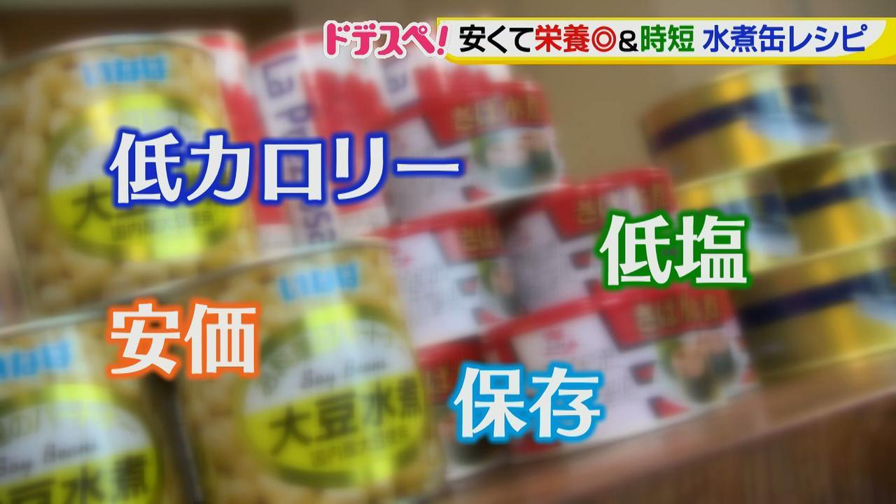 画像1: 水煮缶で時短料理!~サバの水煮缶編~