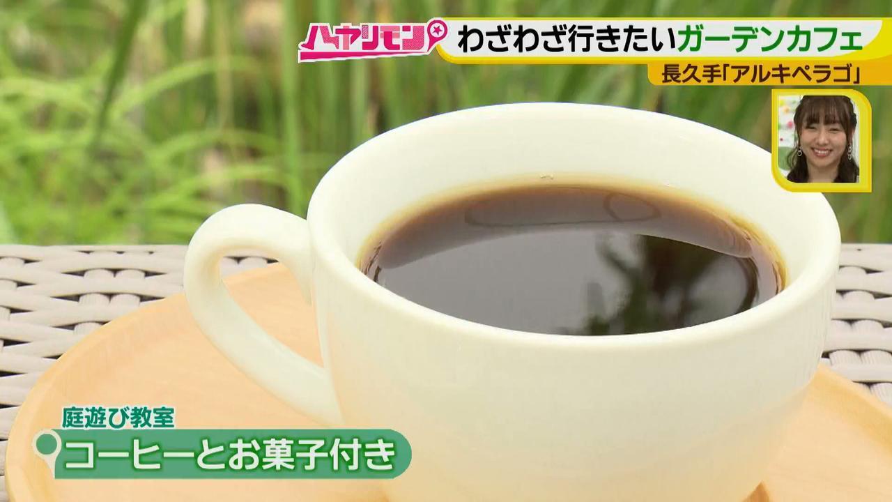 画像16: お庭が選べる?!軽井沢気分にひたれる癒しのガーデンカフェ♪