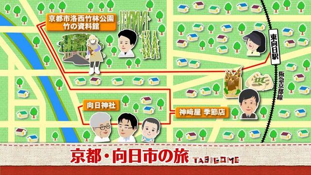 画像1: 風薫る竹林 癒しの古都 京都・向日市の旅