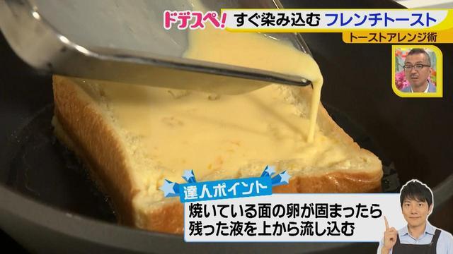 画像5: トーストをおいしく食べよう♪ あっという間にフレンチトースト!