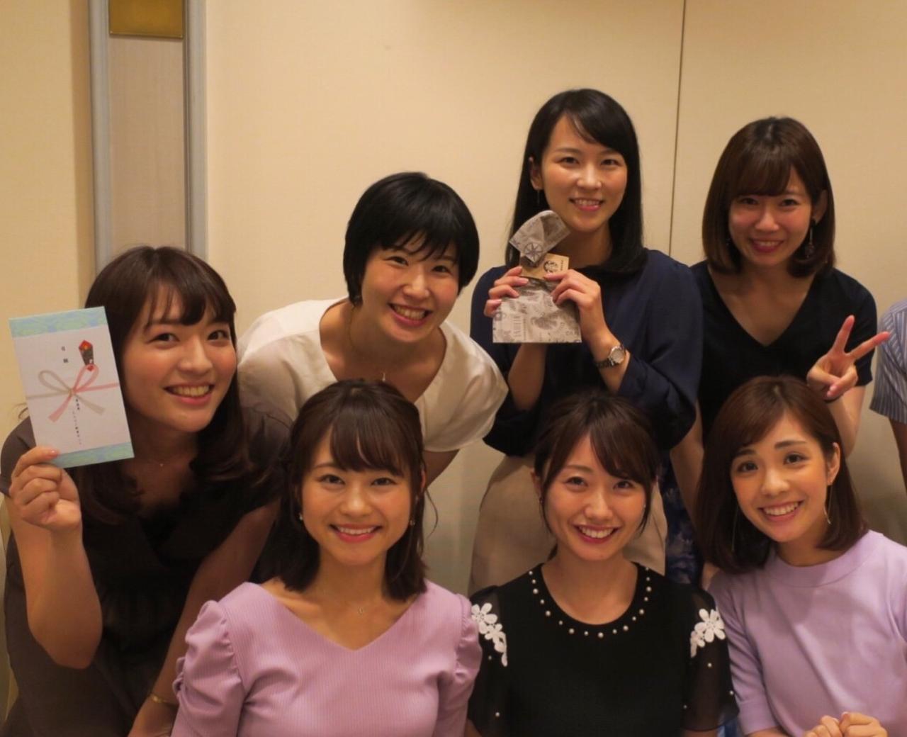 画像: NHK名古屋局メンバーとの再会