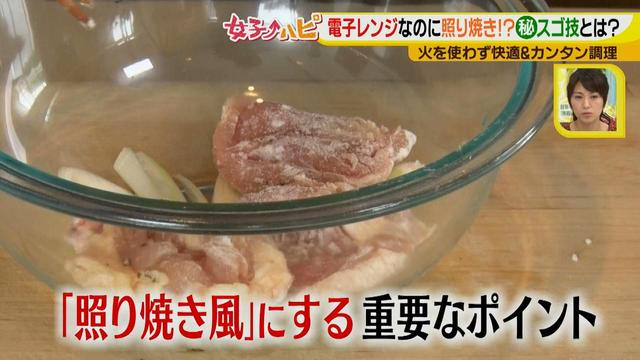 画像6: 涼しく作ろう!夏野菜と鶏の照り焼き風 電子レンジでカンタン&快適調理♪