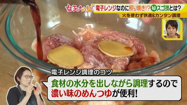 画像7: 涼しく作ろう!夏野菜と鶏の照り焼き風 電子レンジでカンタン&快適調理♪