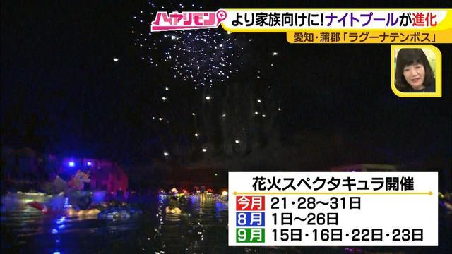 画像14: 朝から晩まで!一日中、海で遊べる蒲郡へ 日本最大級の海上アスレチックもオープン♪