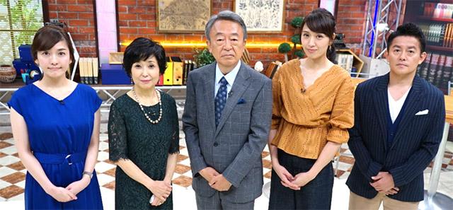 画像: 竹下景子さん、浅尾美和さん、井戸田潤さんにもご出演いただきました^^