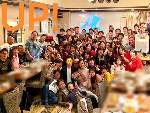 画像: 新人から3年担当した「UP!」8年経った今でも可愛がってくれて家族のような存在です。昔のメンバーと集まれてただただ感動でした。