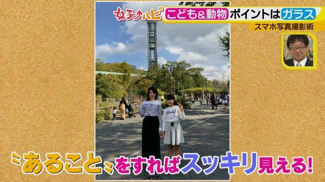 画像8: この秋使えるスマホ写真術!in東山動植物園 グルメ写真は背景を♪人物写真は足位置を意識して♪