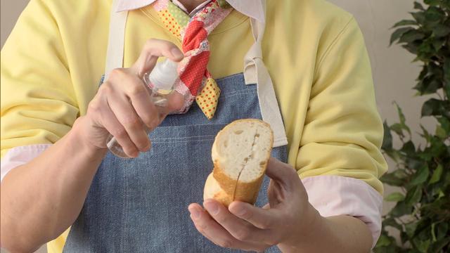 """画像8: いま話題の総菜パン """"バインミー"""" が家庭で簡単にできる! 「超お手軽!ロバート馬場ちゃんの楽楽ごはん」"""