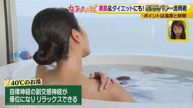 画像5: 今日から試してみたくなる! 健康にも美容にもダイエットにも効果的なHSP入浴法♪