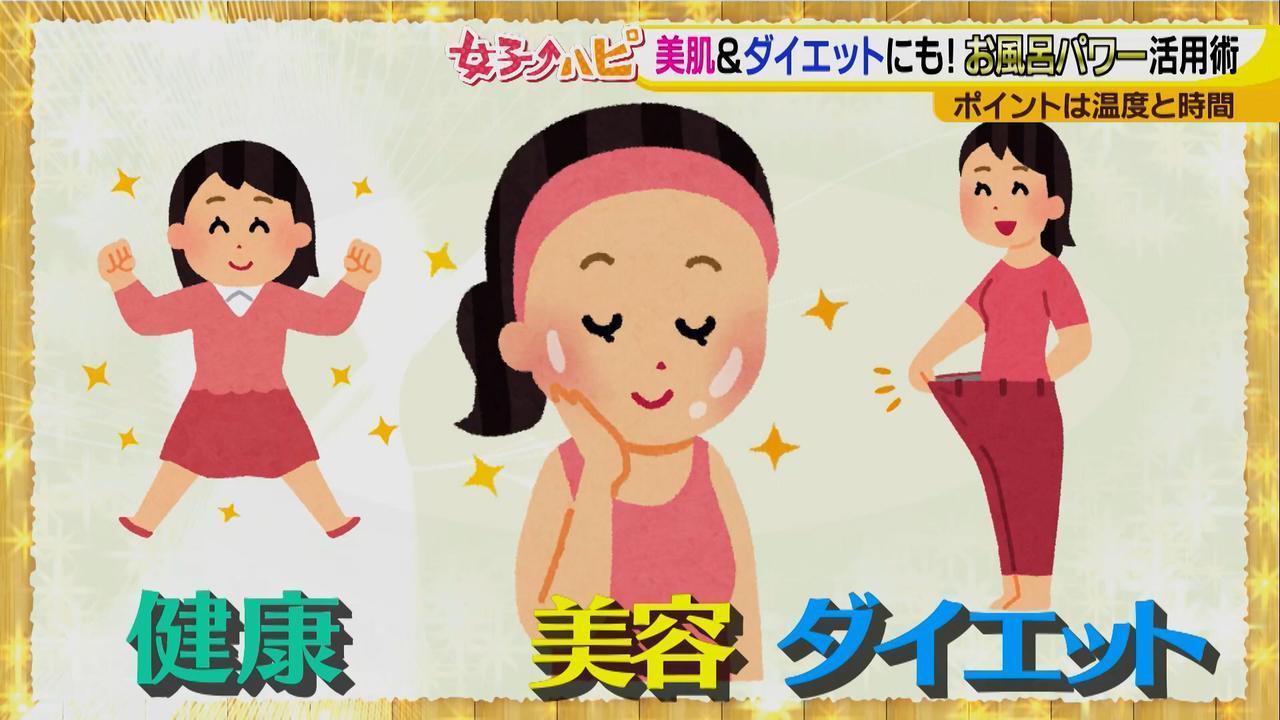 画像7: 今日から試してみたくなる! 健康にも美容にもダイエットにも効果的なHSP入浴法♪