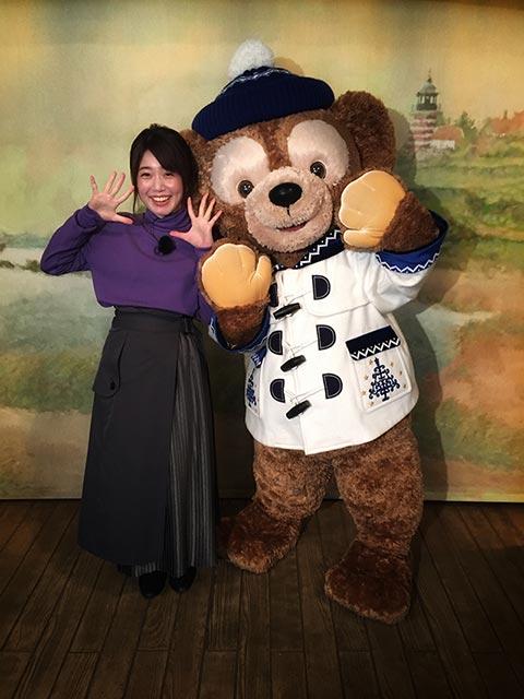 画像: 「ドデスカ!」で、クリスマスのディズニーの楽しみ方をご紹介。 役得でしかありません!