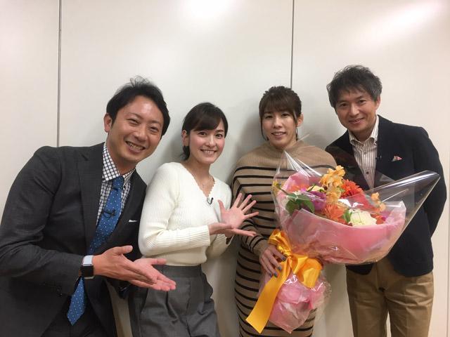 画像: メ~テレ一同、吉田さんの再びのお越しを、心からお待ちしています!!