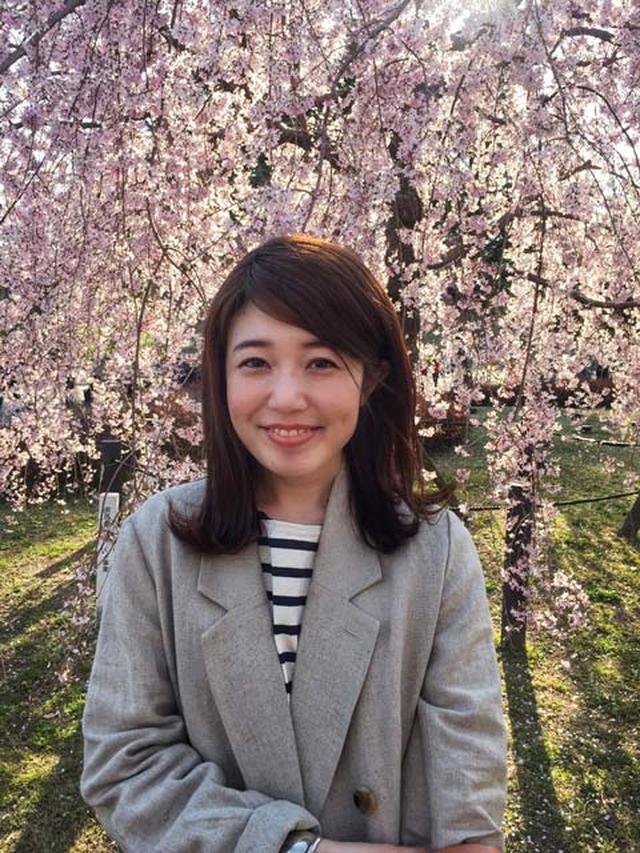 画像: 鶴舞公園の桜。今年も綺麗に咲いていました。