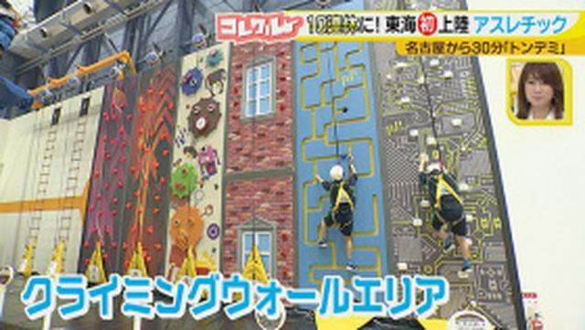 画像: コレクル「#新感覚アスレチック!」:2019年4月26日(金)|コレクル|ドデスカ!-名古屋テレビ【メ~テレ】
