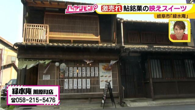 画像4: 岐阜・長良川ぶらり旅! あの銘菓が行列必至の映えスイーツに♪ かわいい新作も登場!
