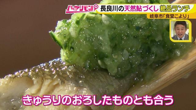 画像10: 岐阜・長良川ぶらり旅! 古民家食堂で手間暇かけた鮎づくし御膳を堪能♪