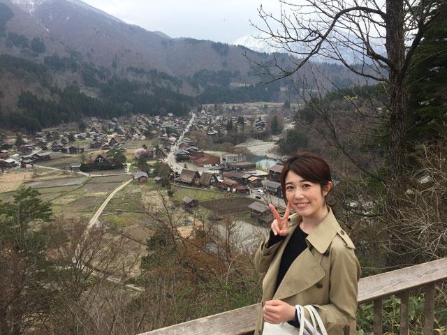 画像: 綺麗。雪の白川郷も気になります。
