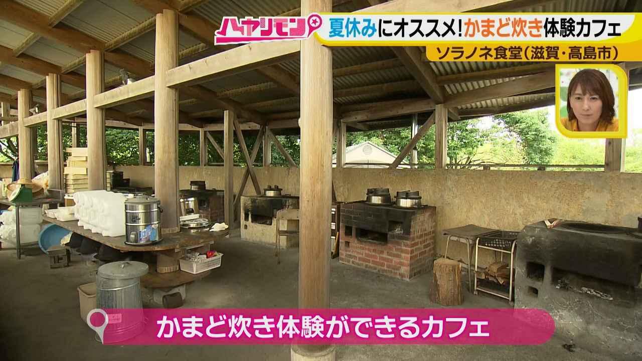 画像3: 夏の琵琶湖旅! 大自然の中で珍しい体験ができるカフェ