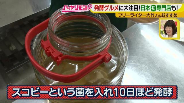 画像4: 大注目!秋冬流行りそうなグルメ 日本初・新発酵ドリンクのお店とは?!