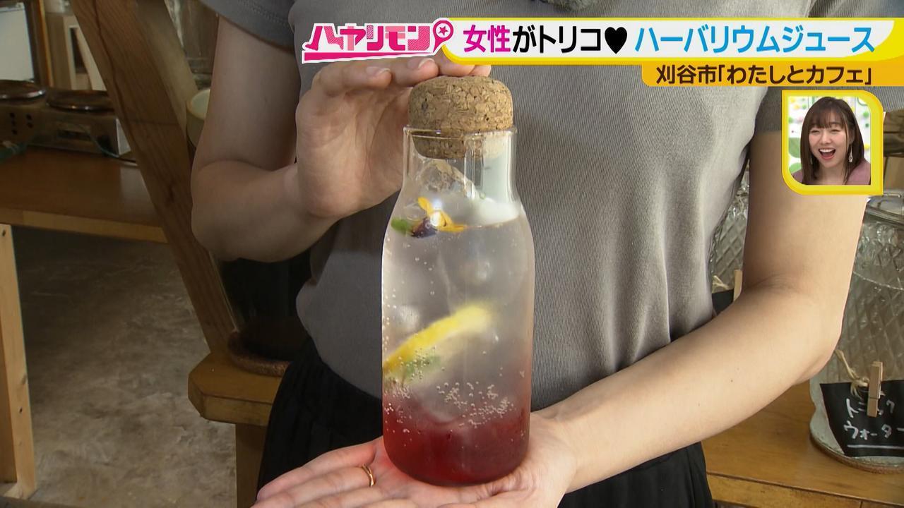 画像12: 女性に大人気! 異空間な個室と可愛い飲み物がある、おしゃれカフェ