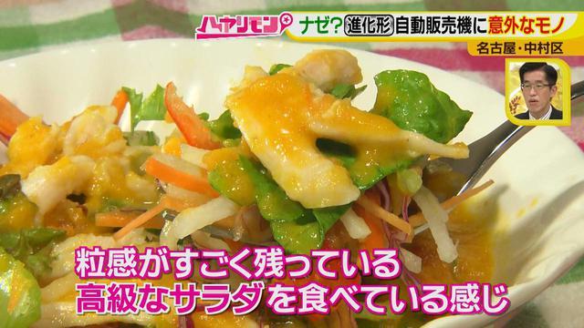 画像6: 自動販売機で売っている意外なモノ?! とてもおいしい、サラダにかけるあのアイテムとは?
