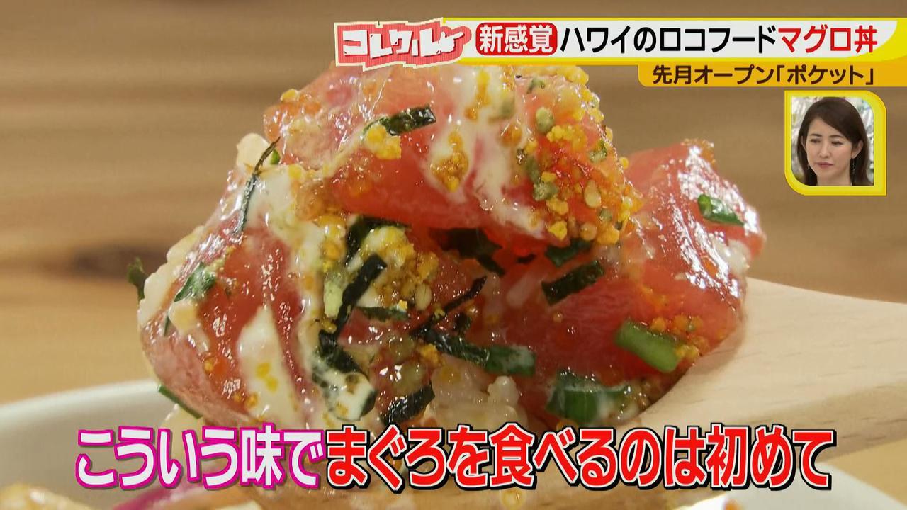 画像7: 名古屋にオープン! ハワイの定番の味が楽しめて、SNS映えも♪ ローカルフード「ポケ丼」と南国デザートの魅力とは?