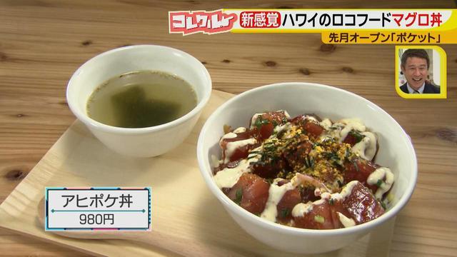 画像4: 名古屋にオープン! ハワイの定番の味が楽しめて、SNS映えも♪ ローカルフード「ポケ丼」と南国デザートの魅力とは?