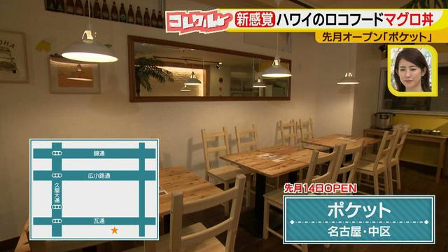画像1: 名古屋にオープン! ハワイの定番の味が楽しめて、SNS映えも♪ ローカルフード「ポケ丼」と南国デザートの魅力とは?