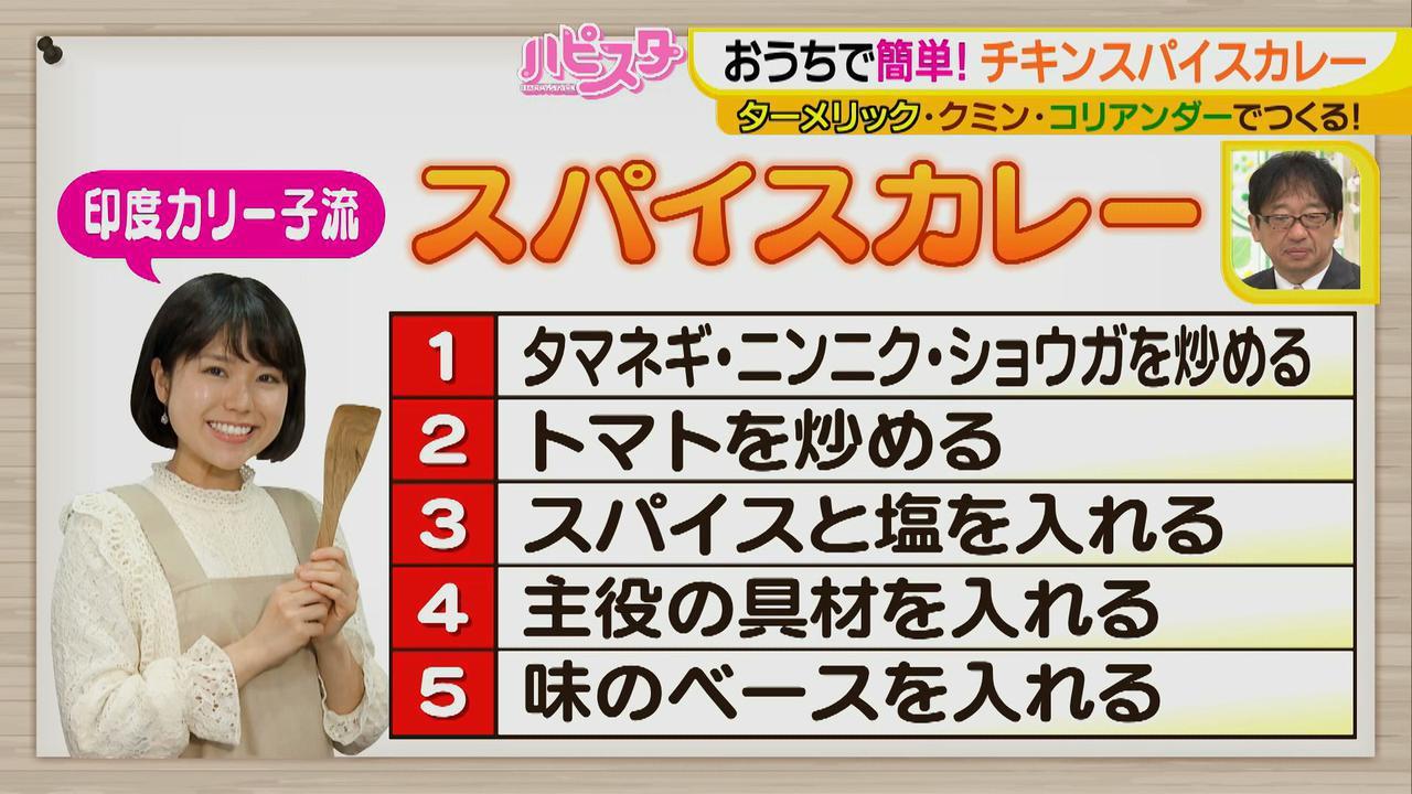 画像4: たった5つのステップで完成! 3つのスパイスを使って、お手軽絶品スパイスカレーを作ろう♪
