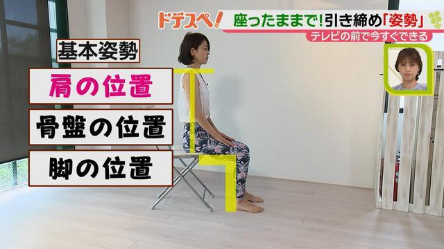 画像3: 座ったまま今すぐできる! 簡単・効果的♪ お腹周りの引き締めエクササイズをやってみよう!