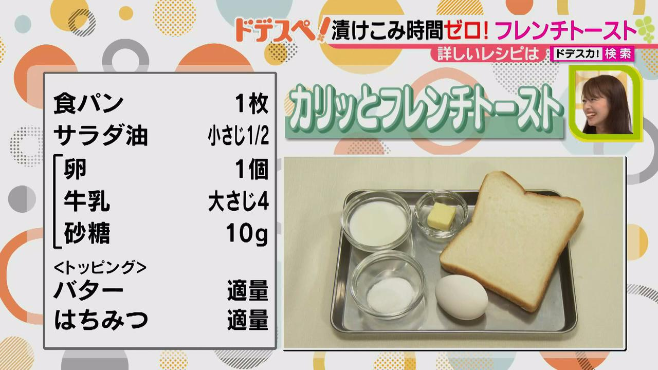 画像3: 忙しい朝でも優雅な朝食を♪  絶品!漬け込み時間ゼロのフレンチトーストを作ろう