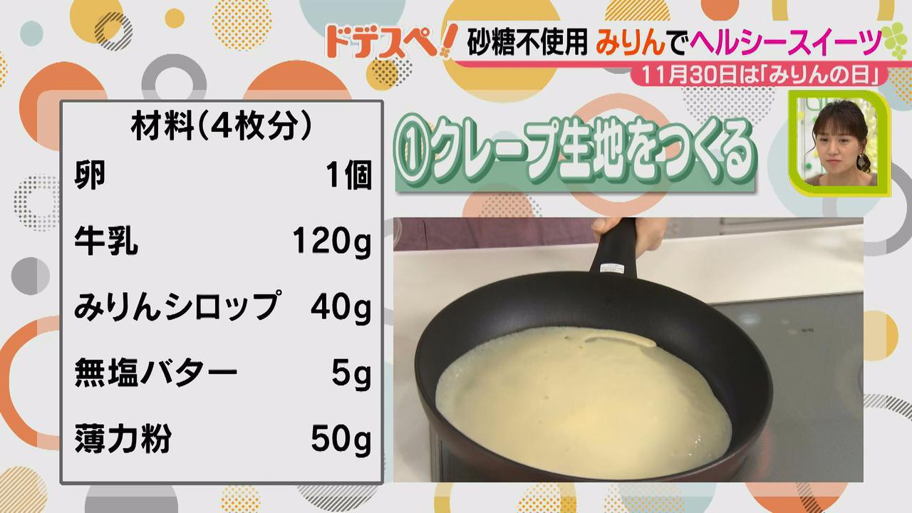 画像6: あの調味料の意外な活用法!砂糖不使用で体にやさしい♪ 「みりん」の甘さを活かした、簡単ヘルシースイーツの作り方