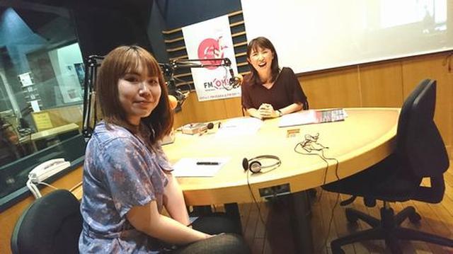 画像3: 武庫川女子大学ラジオ-MUKOJOラジオ-第14回ー 放送後記
