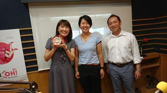 画像3: 武庫川女子大学ラジオ-MUKOJOラジオ-第16回ー 放送後記