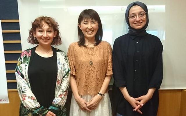 画像2: 武庫川女子大学ラジオ-MUKOJOラジオ-第19回ー 放送後記