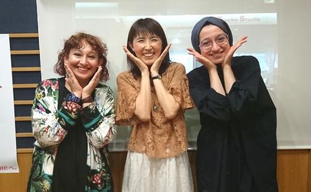 画像3: 武庫川女子大学ラジオ-MUKOJOラジオ-第19回ー 放送後記