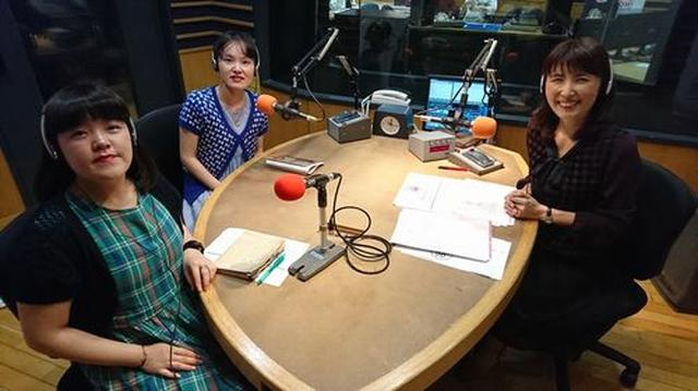 画像2: 武庫川女子大学ラジオ-MUKOJOラジオ-第27回ー 放送後記