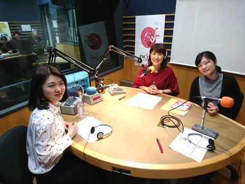 画像1: 武庫川女子大学ラジオ- MUKOJO ラジオ - 第54回-放送後記