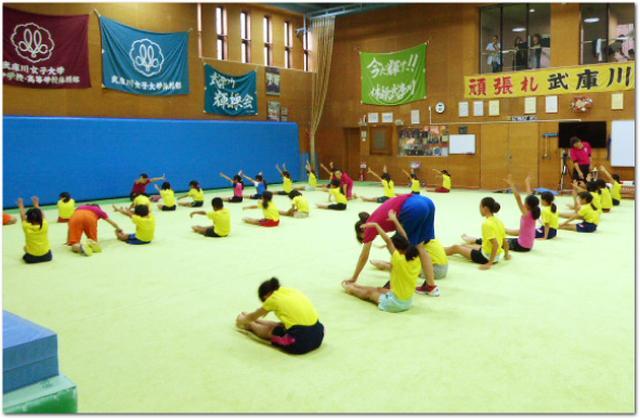画像: スポーツクラブ武庫女 LAVY's Sports Club