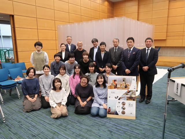 画像: 『銀茶会の茶席』コンペで、修士2年生の作品が「優秀賞」を受賞しました! | 武庫川女子大学 建築学科・大学院 建築学専攻