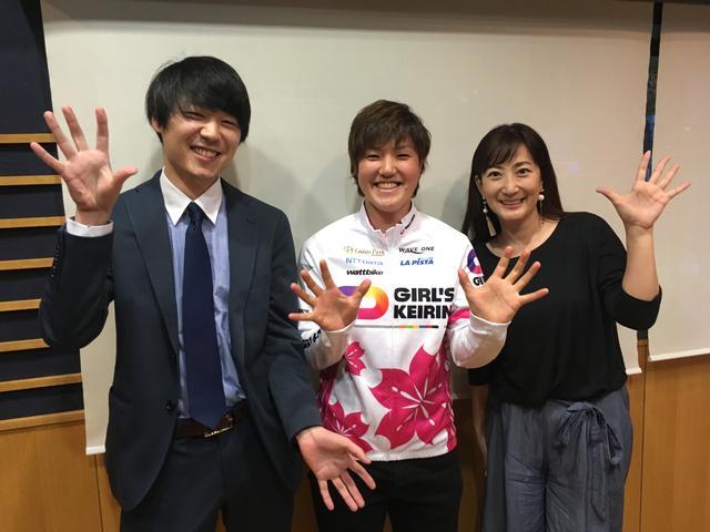 画像2: 5月6日(土)「5月のゲストは小林莉子選手!」