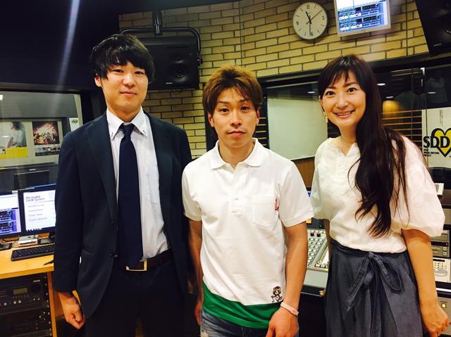 画像1: 6月2日(金) 「6月のゲストは園田競馬の大山真吾騎手!」