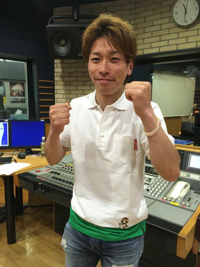 画像3: 6月2日(金) 「6月のゲストは園田競馬の大山真吾騎手!」