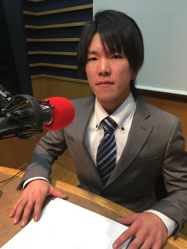 画像3: 12月1日(金) 「J系イケメン!? 12月のゲストは、オートレーサーの鈴木圭一郎選手!」