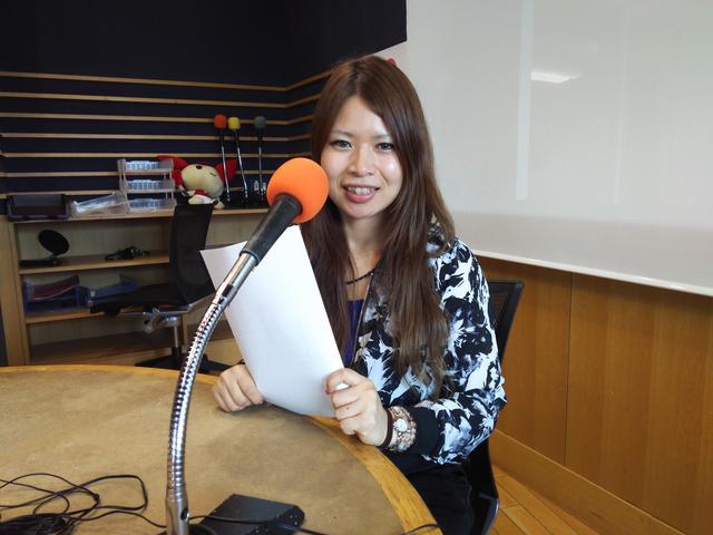 画像1: ガールズグランプリの女王が登場!7月のゲストはガールズケイリンの石井寛子選手!