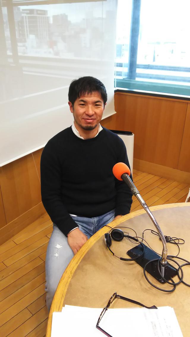画像2: 「古都の風神」!12月のゲストは競輪の村上義弘選手!!