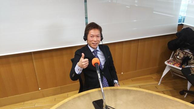 画像2: BET ON ME! 2月のゲストはオートレース界のエンターテイナー、佐藤貴也選手