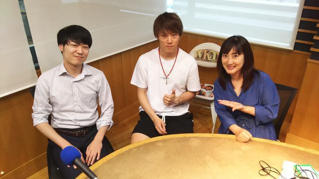画像1: 超クール!7月のゲストは静岡競輪の渡邉雄太選手!